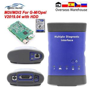 For GM MDI MDI2 Multiple Diagnostic Interface 2020.04 For OBD OBD2 Car diagnostic GM MDI 2 WIFI GDS2 Tech2win Auto Tool1