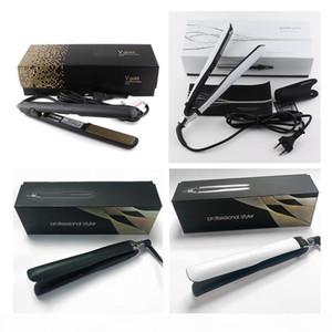EPACK 1PC V Altın Max Saç Düzleştirici Klasik Profesyonel şekillendirici Hızlı Saç Düzleştirici Demir Saç Şekillendirme Aracı PLATİN + DAMLA DENİZCİLİK