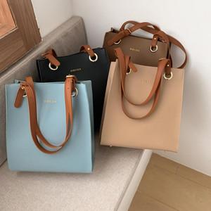 Shoulder Bags Ladies Handbags Women Fashion Designer Tote Leather Bag Top Handle Female Sac A Main 2021