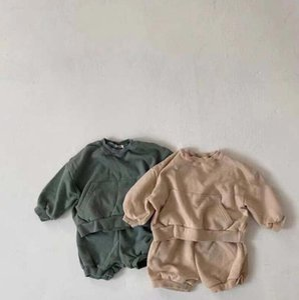 2020 New Girls Baby 2 Pcs Set Sweatshirt+ Long Pants Autumn Winter Cotton Fashion Babys Suits 0-3 years QV755 Y1117