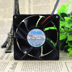 Ventilations de ventilateurs pour NMB 3110KL-05W-B60 8025 8cm 80x80x25mm 24V 0.18A DC Venial axial sans brosse