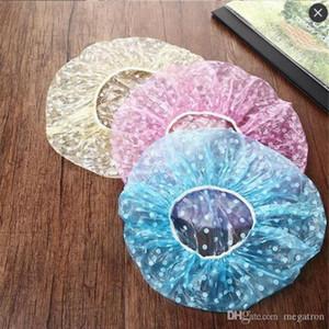 الاستحمام الاستحمام البلاستيك قبعة للماء قبعة مرونة البلاستيك المتاح الساخن المتاح mnkfg