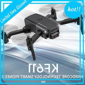 2020 Nieuwe KF611 4K HD غرامة 1080P WIFI FPV بدون طيار quadcopter ارتفاع هودن كاميرا بدون طيار