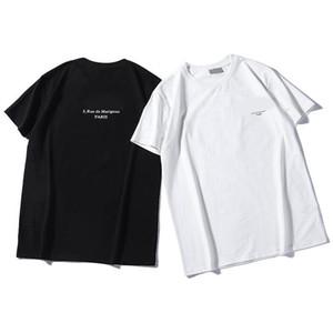 Verão Mens Designer T Shirt Casual Homem Das Mulheres T-shirt com letras Imprima mangas curtas Top Venda de luxo homens camiseta Tamanho S-2XL