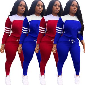Champions Women Two piece set fall summer clothes tracksuit sweatshirt pants sweatsuit hoodies leggings outfits outerwear bodysuits 0047