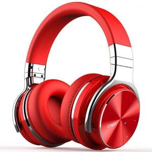 Cowin E7Pro [ترقية] سماعات بلوتوث النشطة إلغاء الضوضاء سماعات لاسلكية عميق باس acc سماعة مع مايكروفون ل الهاتف