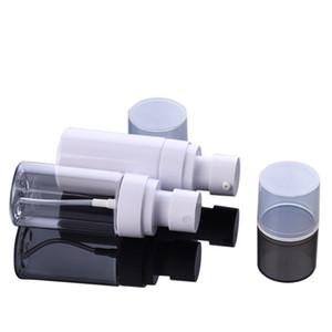 45 ml kosmetische container weiß / klar dicke haustier kunststoff sprühpumpe flaschen reisen tragbare verzicht subflaschen für flüssige lotion