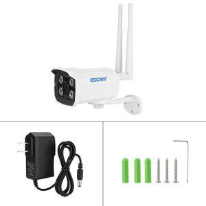 ESCAM QD500 720P HD 1MP 3D WiFi Waterproof IR Camera Security Surveillance Video Cameras Night Vision Mini