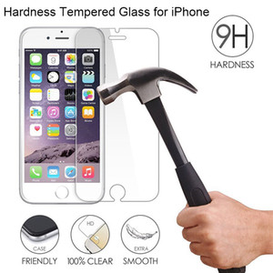 Screen Protector for iPhone 11 Pro Max X XS XR Tempered Glass for iPhone 12 Pro 8 6 6S Hard Glass on iPhone 7 Plus Cover