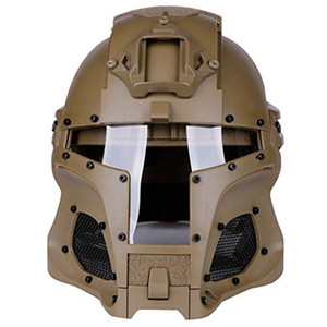 Outdoor Airsoft Paintball PC Lens Tactical Full-Covered Helmet Accessories CS War-Game Shooting 1 N0NUF