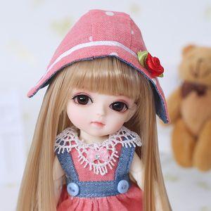 Free Shipping BJD Dolls Lati Yellow Sunny Lea Lami Kuro Coco 1 8 Lovely Flexible wig clothes shoe eye Pukifee Oueneifs luodoll LJ201031