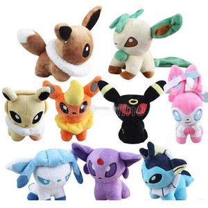 New Plush Toys For Kids Children Adults Pocket Monster Stuffed Dolls Toys Cartoon Animals Stuffed Dolls Party Easter Valentines Gifts