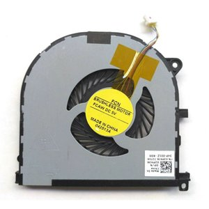 New FOR Original FOR DELL XPS 15 9530 M3800 Notebook CPU Cooling Fan 2PH36 02PH36 100% Test ok