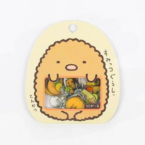 2016 cs Bag Diy Cute Cartoon Kawaii Pvc Stickers Lovely Cat Bear Sticker For Diary Decoration Free Shipping h