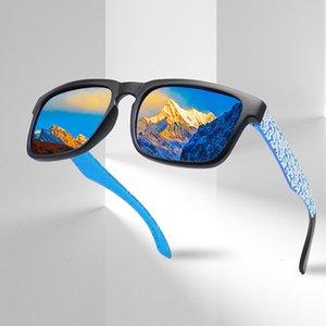 Polarizado 2020 montando gafas de sol diseño fuego nuevo uv400 djxfzlo mujeres macho cuadrante vidrio hombres gafas nroxn