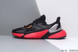 Haute Qualité Originals ZX X9000L4 Popcorn Sliper Sandal Designer Femmes Sneakers Platform Chaussures Hommes Chaussures de sport réfléchissantes en plein air 36-45
