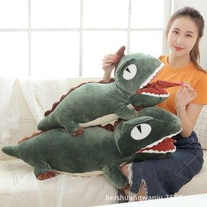 قطن أفخم مجموعة doodle ديناصور لينة اللعب الإبداعية هدية دمية wuek