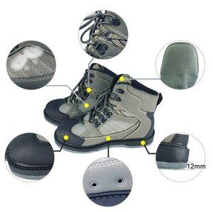 الصيد الخشافون الجيش الأخضر الجلود شعرت وحيد الصيد والأحذية الصيد الصخور انزلاق سريعة التجفيف السريع upstream الخوض الأحذية jllqfy