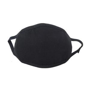 Cycling Wearing Anti-Dust Cotton Face Mask Unisex Man Woman Black White Fashion Free Shipping Windproof And Dustproof