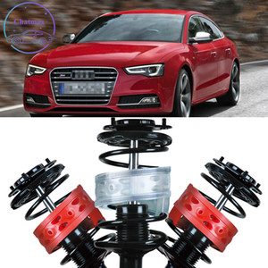 For Audi S5 2pcs High Quality Front Shock Suspension Cushion Buffer Spring Bumper Rubber Buffer SEBS
