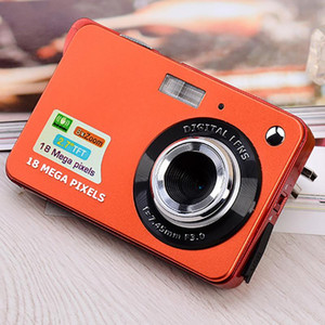 2.7inch 18MP 720P Children Digital Camera 8X Zoom TFT LCD Screen Video Camcorder Anti-Shake Portable Mini Photo Camera