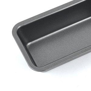 6-дюймовый выпечка, буханка сковорода углеродистая стальная тост коробка сырная коробка выпечки жареный прямоугольный нелегкий пирог маленький тостный хлеб торт плесень FWF3272