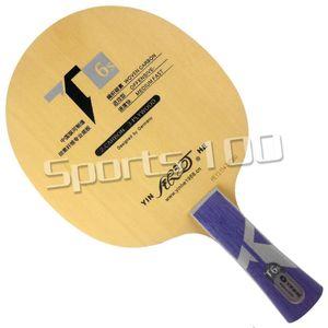 Yinhe T6S Cypress Carpon Table Tennis Blade ل 40+ مواد جديدة