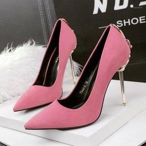 Chaussures Valentine Extreme High Heels Chaussures élégantes pour femme Noir Haute Heels Party pour Femmes Femmes de luxe Pumps Buty1