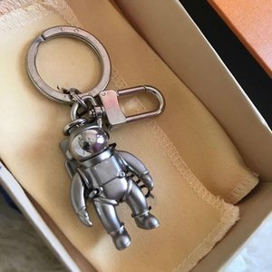 Высокий Qualtiy KeyChain Ключевые Цепь Ключ Кольцо Кольцо Крепаменные Ключ Цепочка Porte Clef Подарок для мужчин Женщины Сувениры Автомобильная сумка с коробкой FT01A