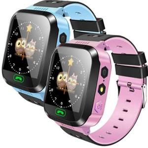 NEW Smart Kids Wristwatch Waterproof Baby Watch With Remote Camera SIM Calls Gift For Children pk dz09 gt08 a1 SmartWatch