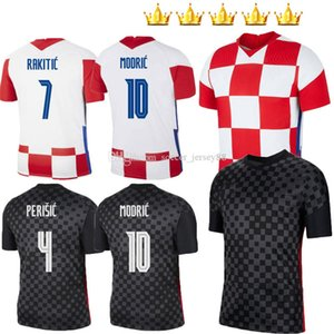 2020 2021 C Soccer jersey 20 21 maillots de foot MODRIC ROATIA PERISIC RAKITIC MANDZUKIC KOVACIC KITS jerseys football shirt uniform