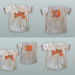 1968 Portland Beavers Baseball Jersey New Stitch Sewn New White Double Stiched Men 여성 청소년