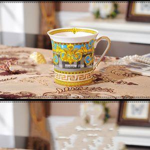 2021 Luxurys Classic Designers Milk Coffee Tazas Dibujos animados Multicolor Tazas Taza Taza Cocina Tool Regalo Regalo X-Mas con caja