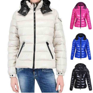 Fashion Luxury Casual Down Jacket Down Coats Woman Outdoor Warm Feather Woman Winter Coat Outwear Jackets Parkas FY4349