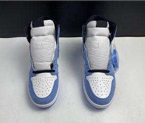 basketball shoes men athletic shoes University Blue 555088-134
