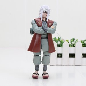 Hatake 14cm Naruto Uchiha Sasuke Itachi Namikaze Minato Kakashi Gaara Jiraiya PVC Action Figure Toys Model MX200319