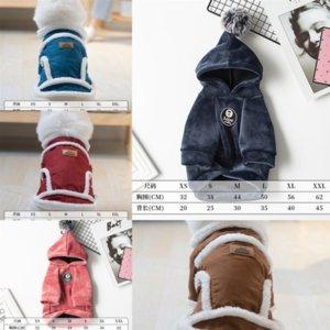 Gezl frühling snoopy hund kleidung halten warme welpen kleidung miniatur dogauumn multi pullover Muster Haustiere liefert plüsch und