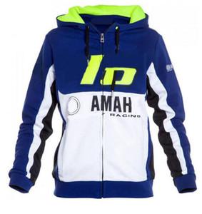 Autunno e inverno New Racing Suit Suit Maglione Formula One Moto Suit Suit Maglione Sport all'aperto Sport da equitazione Attiuso Giacca in pile