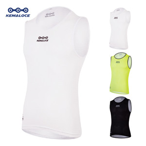 Men Pro 2019 Mesh Breathable Cycling Base Layer Cycle Undershirt Women White Cool Quick Dry Road Summer Bicycle Bike Base Layer