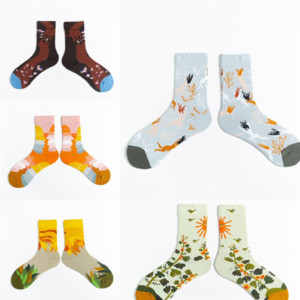 I94 Professional Basketball Socks Long Knee Athletic Sport Socks Men Fashion dart Thermal sock Compression x size shoe Winter Socks