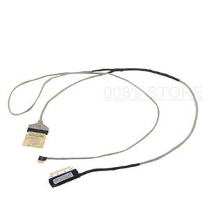 Yeni LED LCD Kablo İçin Inspiron 5455 5545 5547 5548 15-5545 15-5547 DC02001X000 Ekran LVDS VİDEO FLEX Kurdele Bağlayıcı