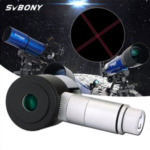 "Svbony 1.25 ""조명 접안 렌즈 12. 더블 라인 크로스 레티클 아이피스 4 Plossl Design 40 드 FOV 천문학 망원경 LJ201120"