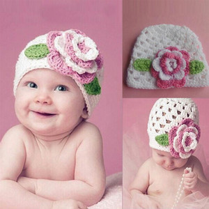ARLONEET 2020 Brand New Toddler Infant Newborn Girl Boy Toddler Kid Warm Crochet Beanie Baby Winter Soft Knitted Winter Hat
