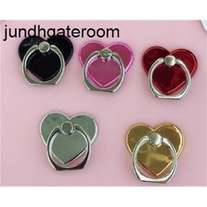 Socket fidget Creative Love Heart Shaped Mobile FASHION Ring Bracket Moblie holder easy to hold Phone