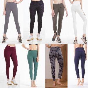 designer lulu gym leggings 32 womens yoga pants lu legging align fitness lady overall full tights workout leggins tracksuit yogaworld m0L4#