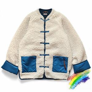 2021FWSS Polar Tang Suit Hırka Fermuar Ceket Erkekler Kadınlar En Kaliteli Ceket