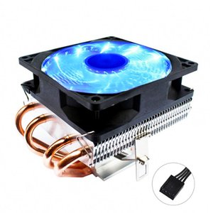 CPU Cooler Master 4 Pure Copper Heat-pipes 3Pin 4Pin PC Air Cooling System CPU Cooling Fan with PWM Silent Fans RGB Fan Radiator