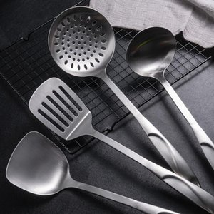 Tencere Setleri 304 Paslanmaz Çelik Mutfak Pişirme Araçları Set Kaymaz Isıya Dayanıklı Mutfak Eşyaları Set Yüksek Kalite 7 adet ZYY413