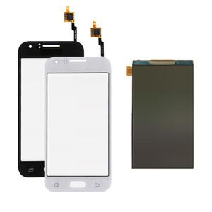 J100 LCD Samsung Galaxy J1 2015 için J100F J100FN J100H J100M 100 H / DS LCD Ekran Dokunmatik Ekran Digitizer Meclisi Toptan Yedek Parçalar