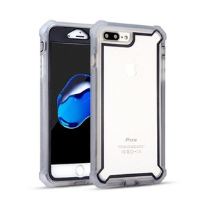 For iphone 12 Pro Max Hybrid Combo 3 in 1 Defender Clear Back Panel Protective Phone Case Cover A